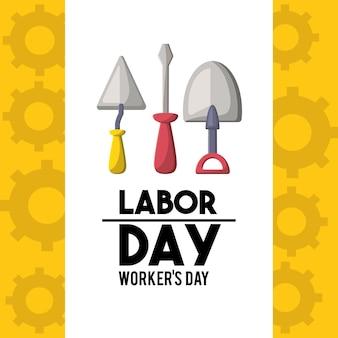 Profesional labor day national celebration