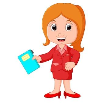 Profession costume of teacher for kids