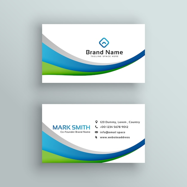 Professional business card designs kubreforic professional business card designs friedricerecipe Image collections