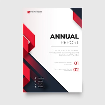 Flyer Template Vectors, Photos and PSD files | Free Download