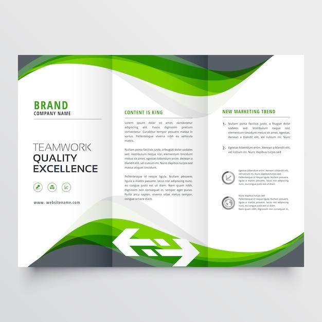 tri fold brochures samples