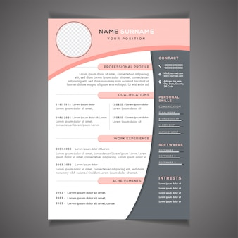 Curriculum Vitae Background Images Free Vectors Stock Photos Psd