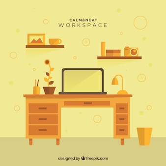 Профессиональный письменный стол с оригинальным стилем