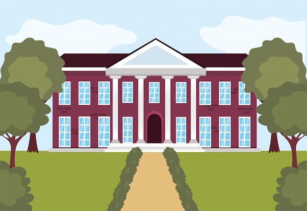 Professional education university to people preparation