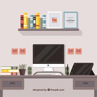 Профессиональный офис с современным стилем
