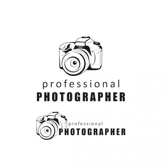 Professional photographer logo design
