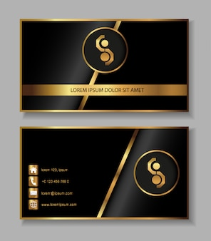 Proffesional business card design