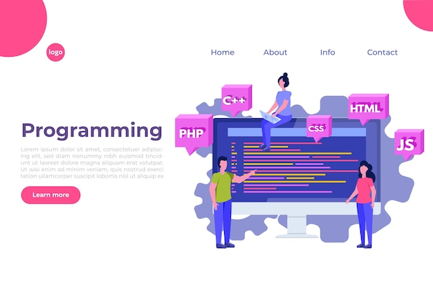 Programming software or app development, big data processing.