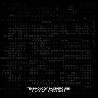 The programming white code on black background.