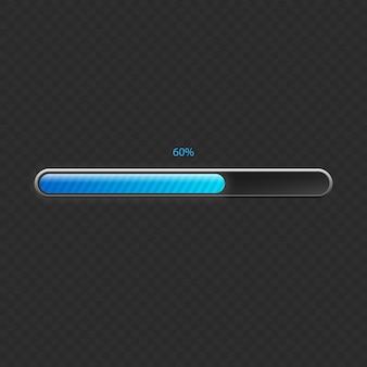 Progress loading bar
