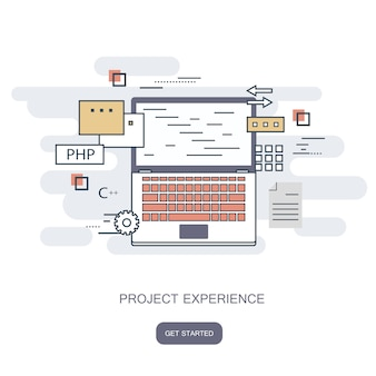 Project experience