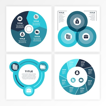 Инфографика жизненного цикла проекта