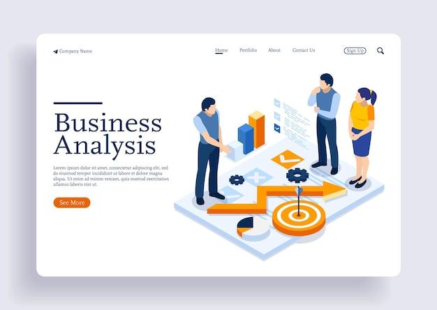 Стратегия управления проектами и финансового отчета, а также обсуждение роста бизнеса с персонажами.