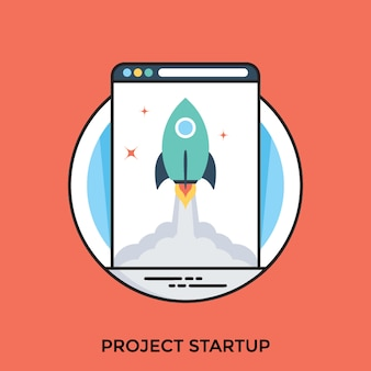 Project startup