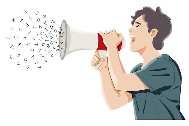 Promotion, advance, campaign concept