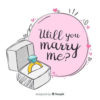 Proposal and love design