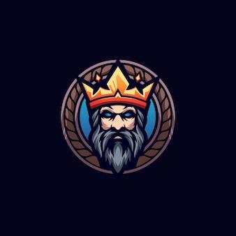 Proseidon sportのロゴのテンプレート