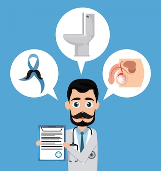 Prostate cancer campaign