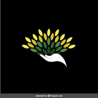 Proteggere l'ambiente logo