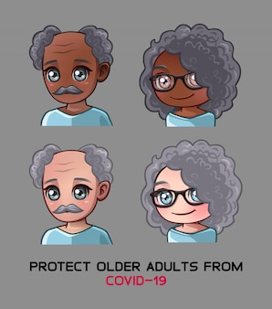 Protect older adults from coronavirus