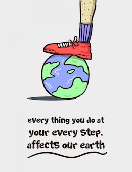 Protect your earth