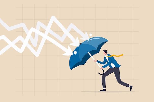 보호 또는 방어적인 비즈니스 탄력성