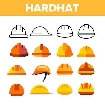 Protective hard hat