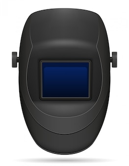 Protective mask for welders