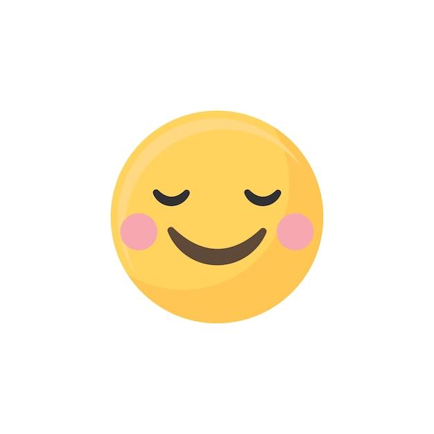 Proud emoji