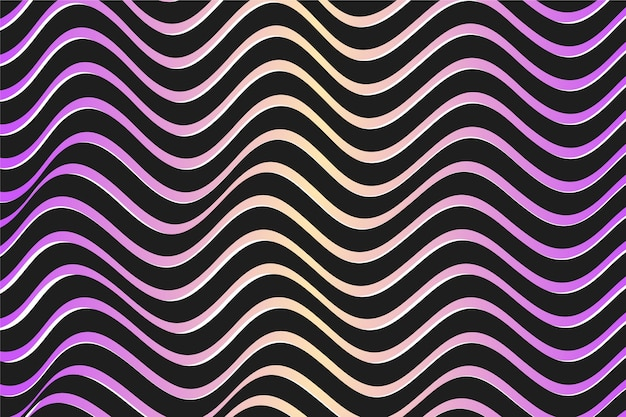 Psychedelic optical illusion wallpaper theme