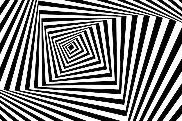 Обои психоделический оптический обман