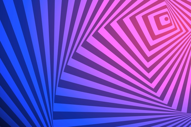 Psychedelic optical illusion wallpaper
