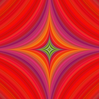 Psychedelic red background