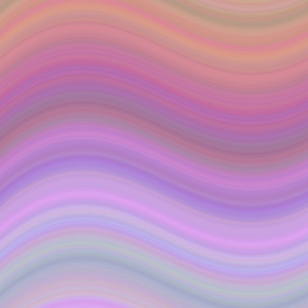 Psychedelic wavy pink background