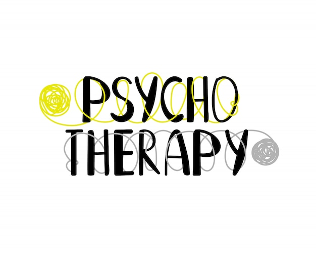 Логотип психотерапии