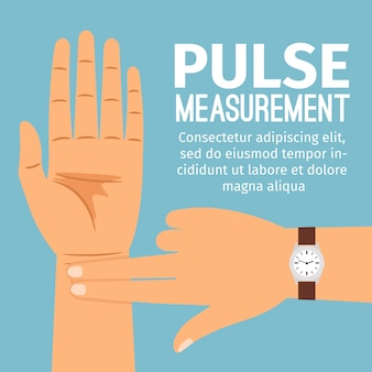 Pulse measurement