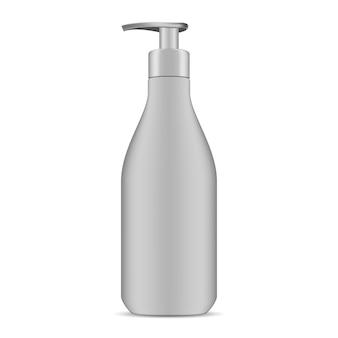 Pump bottle of soap