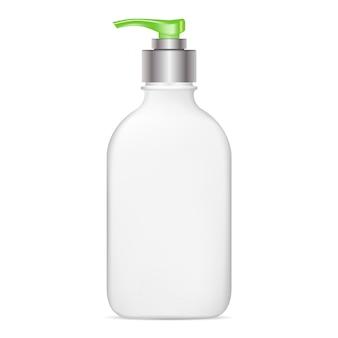 Pump bottle.