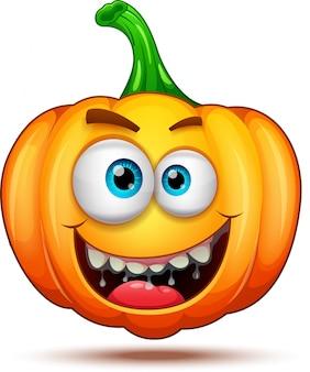 Pumpkin characters