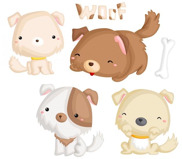 Puppies image set
