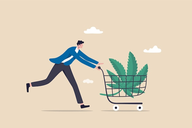 Purchasing cannabis cbd or buying marijuana for medical.