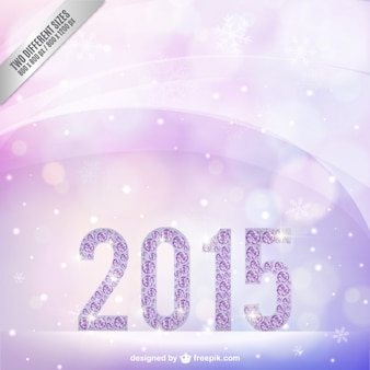Purple 2015 background