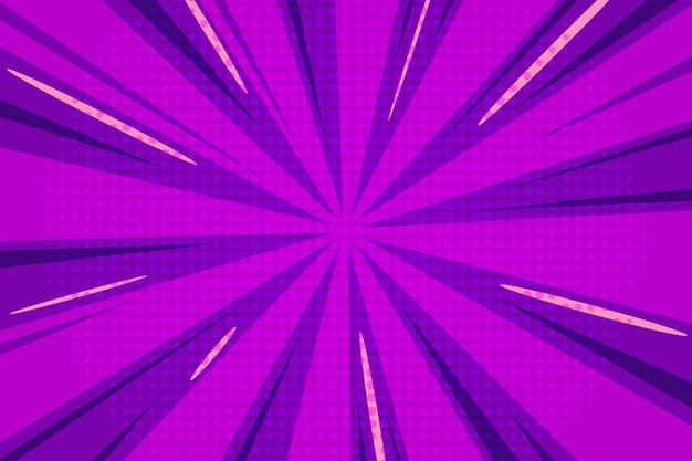 Purple abstract halftone background