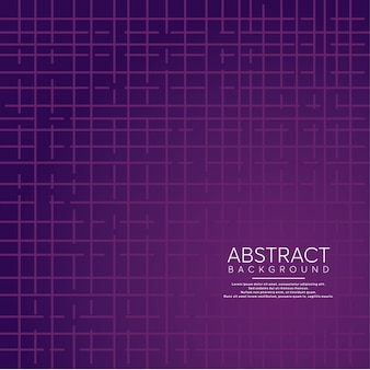 Purple abstract line background