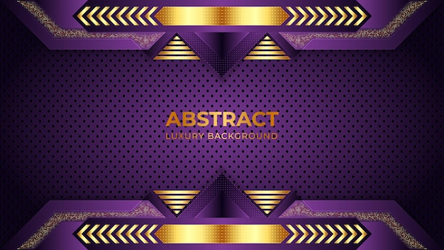 Purple abstract modern background