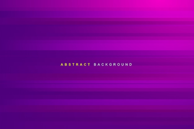 Purple of abstract modern vibrant gradient stripes texture