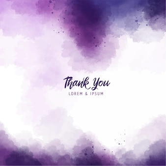Purple abstract splash paint background with watercolor texture