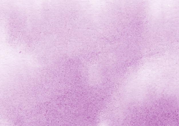 Фиолетовый абстрактный акварельный фон и текстура фон