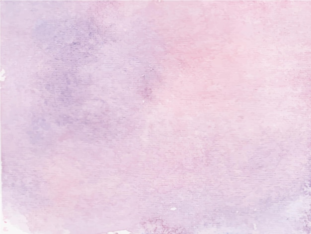 Purple abstract watercolor background, hand paint. color splashing on the paper