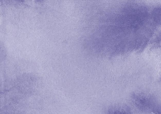 Фиолетовый абстрактный акварельный фон